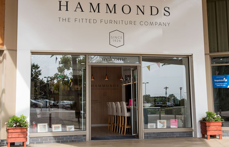 Hammonds Furniture History