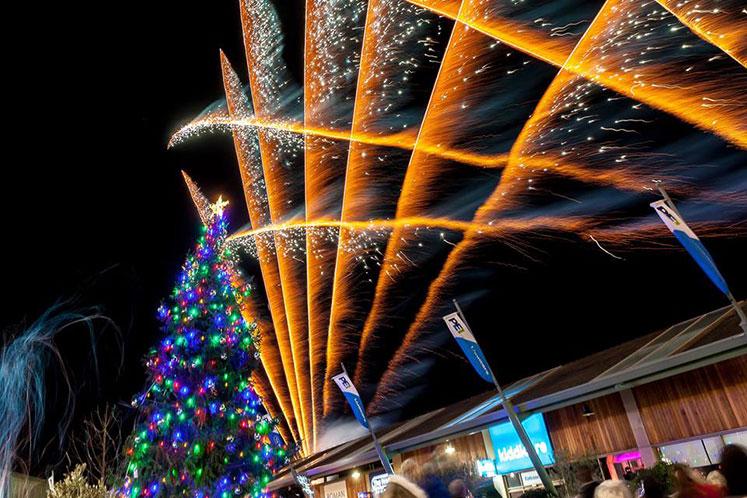 Spark-tacular Christmas Show