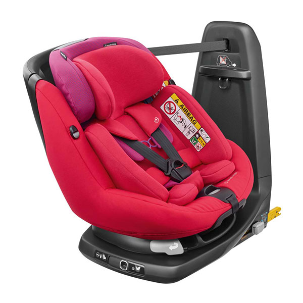 Car Seat Regulations AxissFix Plus